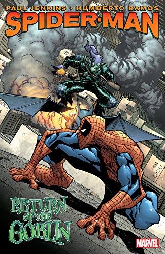 Peter Parker, Spider-Man: Return of the Green Goblin (Peter Parker: Spider-Man (1999-2003) Book 3)