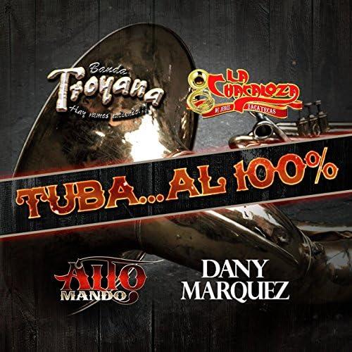 Various artists feat. Banda Troyana, Alto Mando, Banda La Chacaloza De Jerez Zacatecas & Dany Marquez