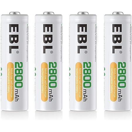 Ebl Aa Aaa Ni Mh Batteries Elektronik