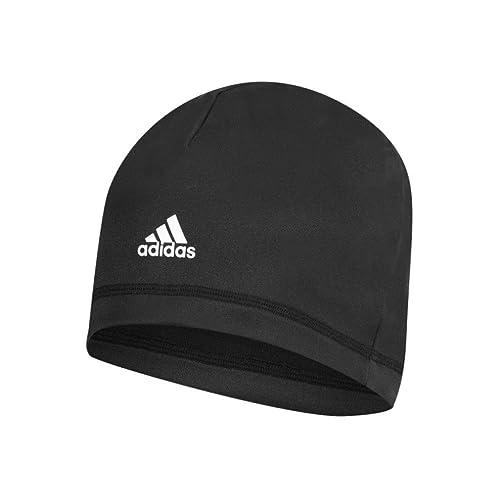 4d774dd2a3149 adidas Men s Microfleece Crestable Beanie Caps