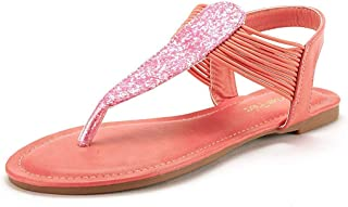 Best coral ankle strap sandals Reviews