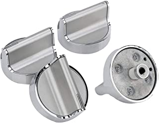 Tuuliv W10339442 Knob for Whirlpool Range//Stove//Oven 4 pack
