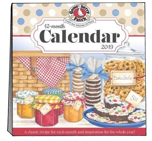 2019 Gooseberry Patch Wall Calendar