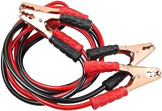 Chairlin C/âble de d/émarrage pour Voiture et Camion en cuivre 4 m 25 mm2 1800 A avec Sac de Rangement