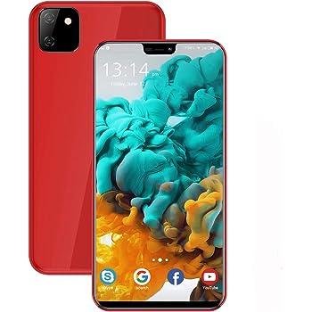 Moviles Libres Baratosde 5,85Pulgadas Teléfono Móvil 3GB RAM 32GB ROM Android 9.0 Smartphone Libres Quad Core 4200mAh Bateria 13MP Cámara Moviles Barats y Buenos 4G(Rojo): Amazon.es: Electrónica