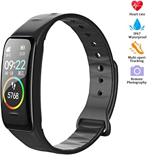 weijie Fitness Tracker, Activity Tracker Watch with Heart...