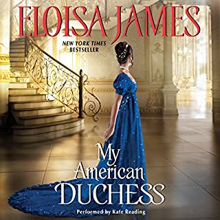My American Duchess cover art
