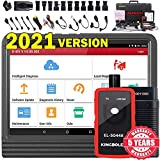 LAUNCH X431 V 4.0 (V PRO) Bi-Directional Scan Tool Full System OBD2 Scanner,ECU Online Coding,Actuation Test,Key IMMO,31+ Reset Functions,AutoAuth for FCA SGW,2 Year Free Update + EL-50448 TPMS Tool