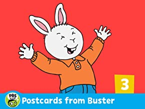 Postcards from Buster Season 3
