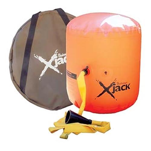 eCustomhitch ARB 4x4 Accessories 72X10 Bushranger Inflatable X-Jack; 4400 lb. Capacity;