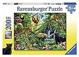 Ravensburger- Disney Puzzle Animaux de la Jungle 200 pièces, 12660