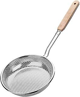 20 cm Colador resistente para alimentos para cocina para pasteles y caf/é con mango de madera de Vogue