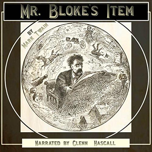 Mr. Bloke's Item audiobook cover art