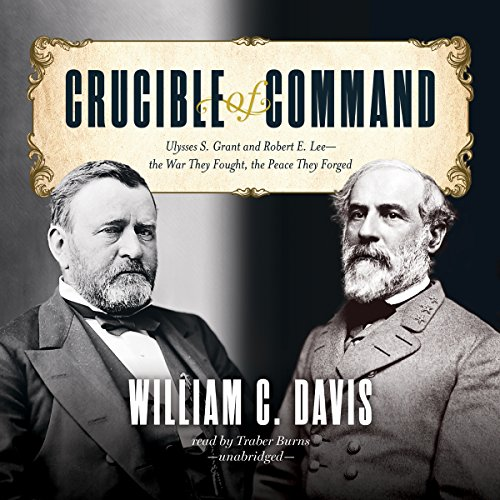 Crucible of Command audiobook cover art