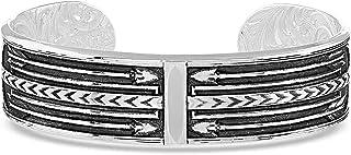 Montana Silversmiths Women's Southwest Lifestyle Cuff Bracelet