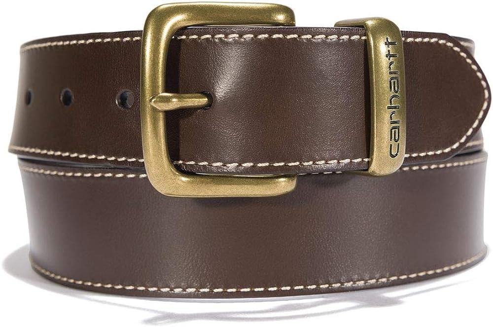 Carhartt Men's A0005511 Jean Belt - 40 - Carhartt Brown