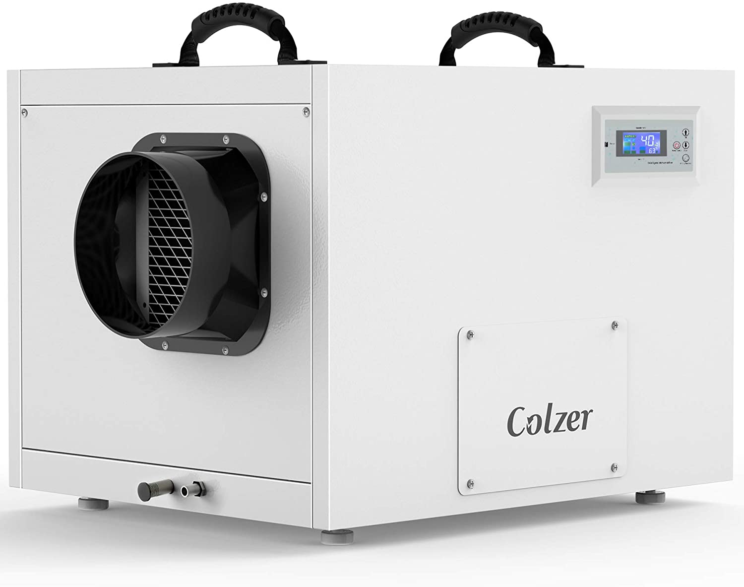 COLZER Crawlspace Commercial Dehumidifier with Pump Ho OFFicial mail order Limited price sale Drain and