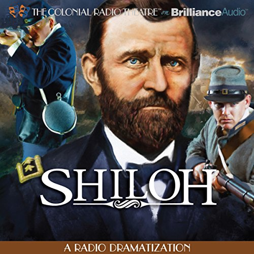 Shiloh audiobook cover art