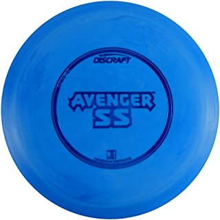 Discraft Pro D Avenger SS Distance Driver Golf Disc [Colors May Vary]