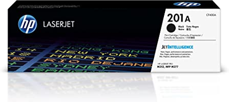 HP 201A Laserjet Toner Cartridge, Black - CF400A