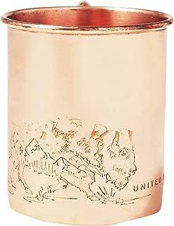 United By Blue Copper 14oz Mug