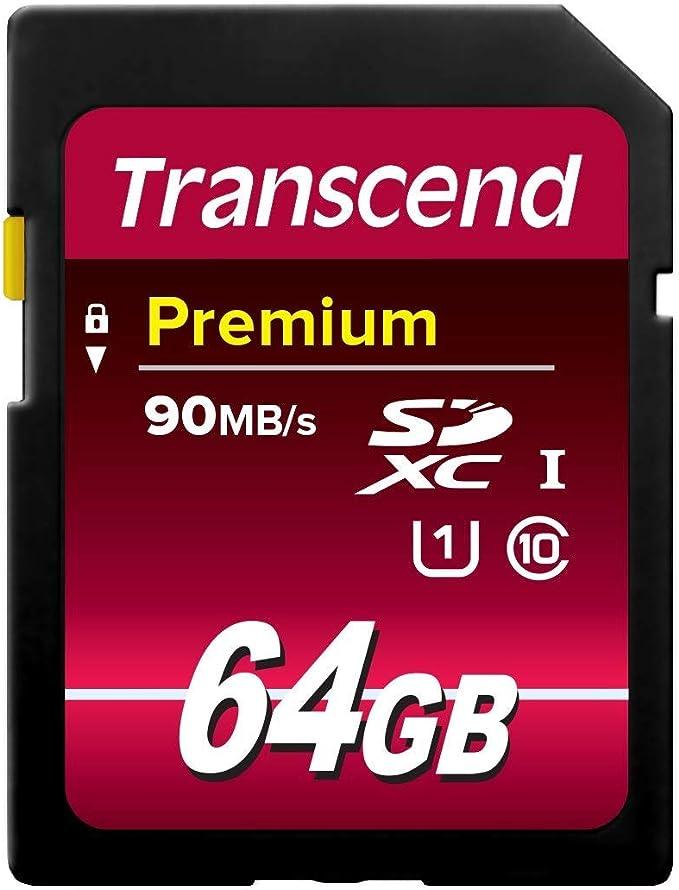 Transcend Ts32gsdu1 Sdhc Speicherkarte Klasse 10 Uhs I Computer Zubehör