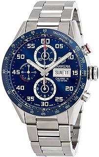 Carrera Day Date Automatic Chronograph 43mm Mens Watch CV2A1V.BA0738