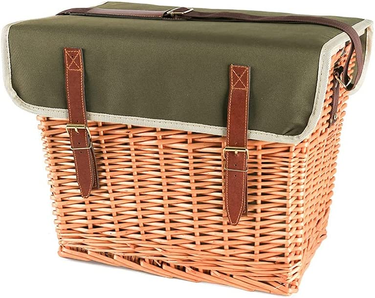 JianMeiHome Picnic Basket Portable Outdoor Virginia Beach Discount mail order Mall Set Pic