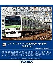 TOMIX Nゲージ E231-500系通勤電車 山手線 基本セット 6両 98716 鉄道模型 電車