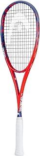 HEAD Unisex-Adult Squash Racquet 210058-378, Black