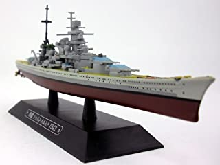 German Battleship Scharnhorst 1/1100 Scale Diecast Metal Model Ship