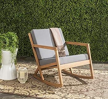 Safavieh Outdoor Collection Vernon Rocking Chair