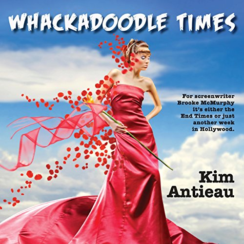 Whackadoodle Times audiobook cover art