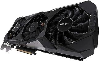 Gigabyte GV-N208TGAMING OC-11GC, Tarjeta Gráfica (352 bit, 7680 x 4320 Pixeles, PCI Express x16 3.0), HDMI, GeForce 9800 G...