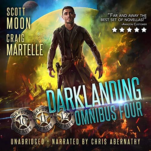 Couverture de Darklanding Omnibus Four