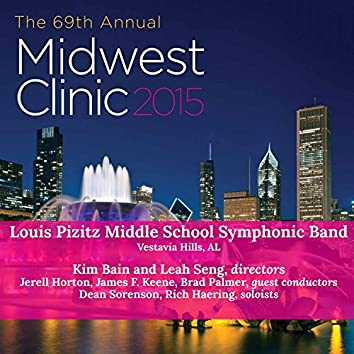 2015 Midwest Clinic: Louis Pizitz Middle School Symphonic Band (Live)