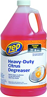 Zep Commercial 1046806 Citrus Cleaner and Degreaser, Citrus Scent, 1 gal Capacity Bottle