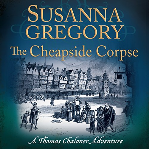 The Cheapside Corpse audiobook cover art