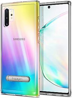 Spigen Ultra Hybrid S Designed for Samsung Galaxy Note 10 Plus Case/Galaxy Note 10 Plus 5G Case (2019) - Crystal Clear
