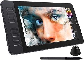 GAOMON 液タブPD1161 11.6インチIPS HDデジタルイラスト液晶ペンタブレット8つショートカットキーと8192レベル筆圧の電池不要ペンを備えたペンディスプレイ macOS/Windows対応