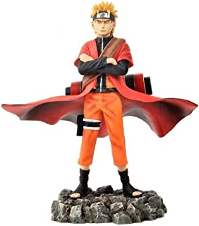 Verkligt och roligt Anime Figur Naruto Tianshi Naruto Uzumaki Naruto Fairy Mode Premium Edition Boxed Figur Toy Modell Sta...