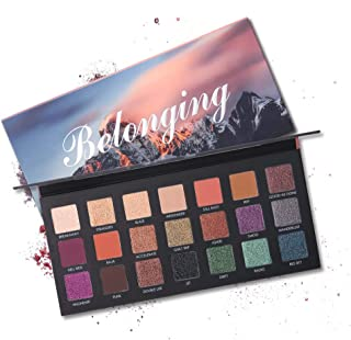 DONGXIUB Declining City 21Color Matte Pearl Light Shimmer Eyeshadow Waterproof Smoky Makeup Palette