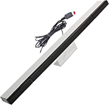 Sensor Bar for Wii, Replacement Wired Infrared Ray Sensor Bar for Nintendo Wii and Wii U Console