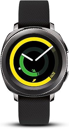 64fba44d50e2b5 Samsung Gear Sport Smartwatch (Bluetooth), Black, SM-R600NZKAXAR – US  Version