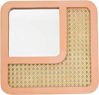 Chumbak Pieces Mirror - Pink