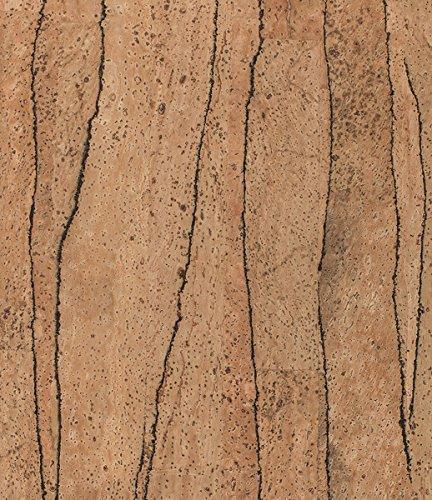 Tessuto VersaCork: Div. Coprivolante in pelle vegana (varie misure), pelle corallo, cactus, 70x50