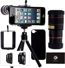 Best iphone se zoom lens Reviews