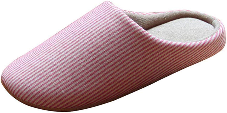 Women Winter Home Slippers Cartoon Short Plush shoes Lady Home Indoor Floor Soft Velvet Non-Slip Flats