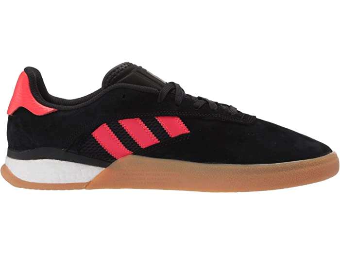 Adidas Skeboarding 3st.004 Core Black/solar Red/footwear White Sneakers & Athletic Shoes