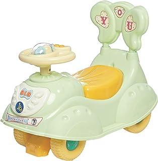 Push Ride On Bike - Green, DXBRON5017
